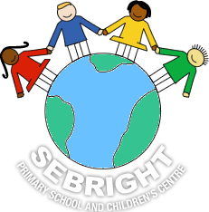 Sebright Primary School Logo